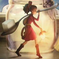 The Secret World of Arrietty Comes to America: Movie Review