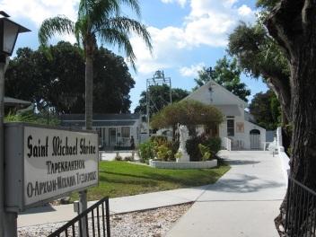 Shrine at Tarpon Springs, Florida
