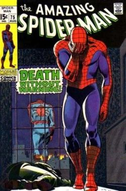 Spider-Man 75