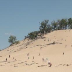 Swimming at Lake Michigan's Warren Dunes: A Family Day Trip