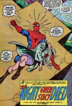 Amazing Spider-Man 121 Last Page