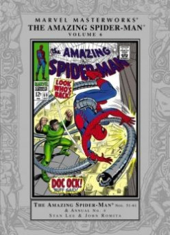 Spider-Man Lost in the 1960s: Doc Ock Wins, Plus Ka-Zar!