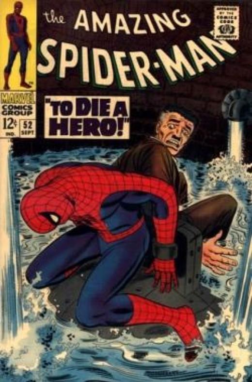 Amazing Spider-Man No. 52 Kingpin