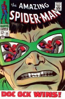 Amazing Spider-Man No. 55 Dr. Octopus