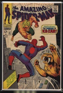 Amazing Spider-Man No. 57 Ka-Zar