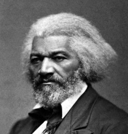 Frederick Douglas, free person of color, abolitionist, notable person from Maryland.