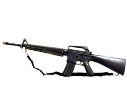 M16 A2 Style Airsoft Spring Powered Rifle