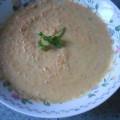 Carrot Walnut Soup