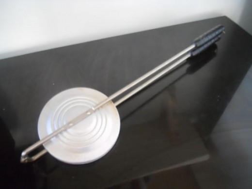 This is a basic pie iron.   In fact, this is a truly inexpensive on that I have had for years.