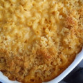 Old Fashioned Baked Macaroni Comfort