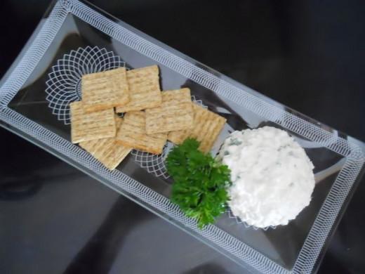 horseradish cottage cheese