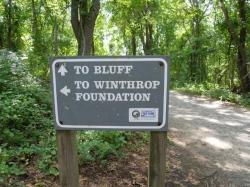Winthrop Foundation Bluff Point