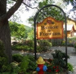 The Bridge of Flowers, Shelburne Falls, Massachusetts