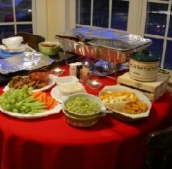Buffet Table - Creative Commons 2.0