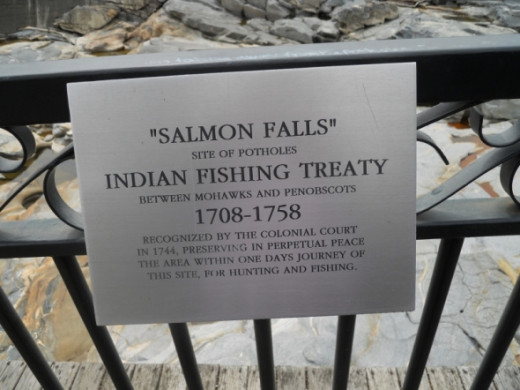 Information on the Indian fishing treaty.