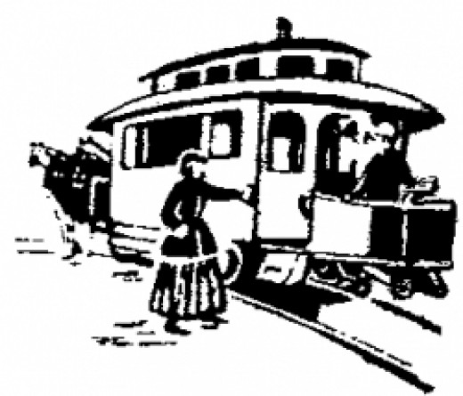 Shelburne-Trolley-Museum