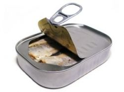 Sardines provide a good source of omega 3 fatty acids