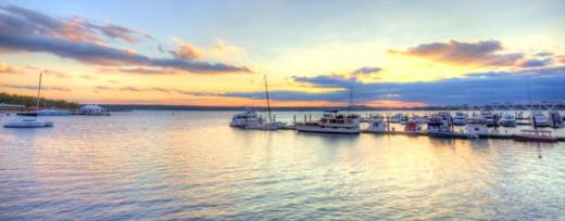 Maryland Chesapeake Bay Landscape