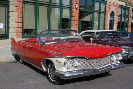 Would Jesus drive a Plymouth Fury?