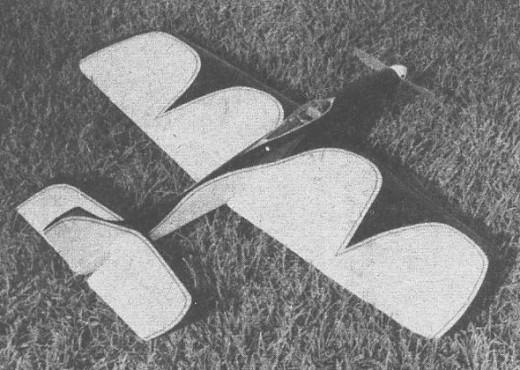 Lew McFarland's Ruffy Stunt Plane