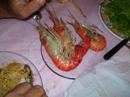 Marinated Grilled Shrimp Recipe