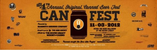 2012 canned beer fest
