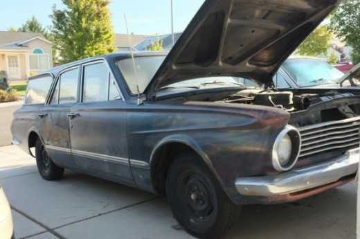 1964 Plymouth Valiant Station Wagon