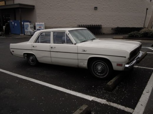 1970 Plymouth Valiant Sedan