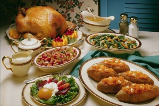 Thanksgiving Recipes for Two