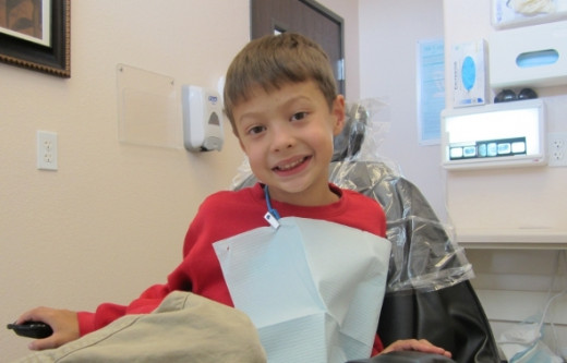 365 photo project day 44 - Robert at the dentist