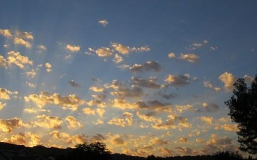 Sunrise in Sparks