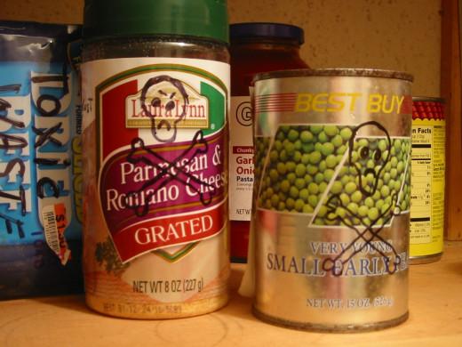 Food Past its Shelf Life