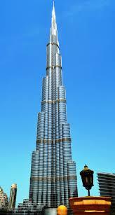 Burj Khalifa_ The tallest building in the world.