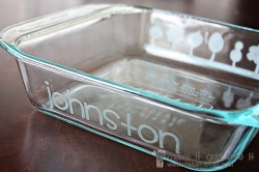 Etched Glass DIY Gift Tutorial