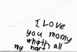 Little Note Dear to Me