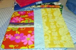 Cat Quilts Sewing Project