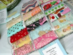 Burp Cloths to Make for a Baby