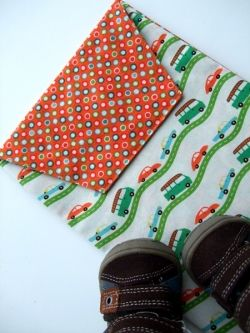 Diaper Clutch - Things to Make for Baby