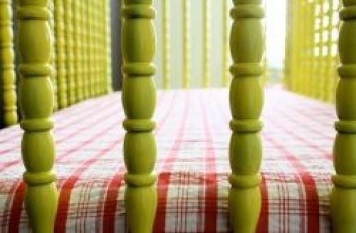 Handmade Crib Sheets via danamadeit