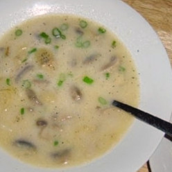 Mushroom Soup Recipe - From Our House to Yours