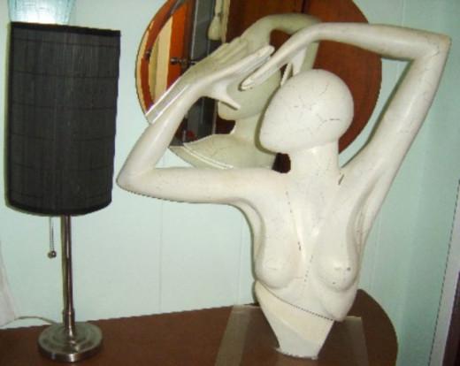 Vintage Mannequin Weird Stuff