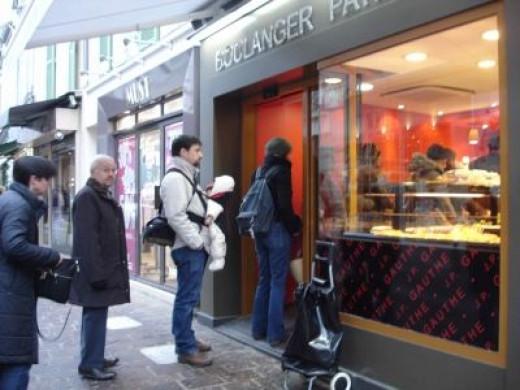 Best Bakery in Fontainebleau!