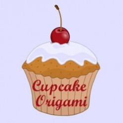 Cupcake Origami Cute Crafts