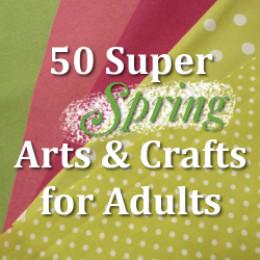 Adult Pring Crafts 63