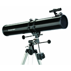 Celestron 21045 114mm Equatorial PowerSeeker Telescope - Available at Amazon