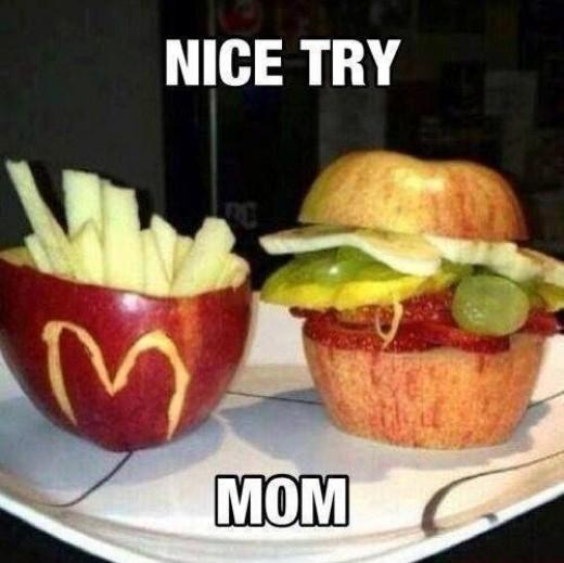 Healthy food, plant based diet