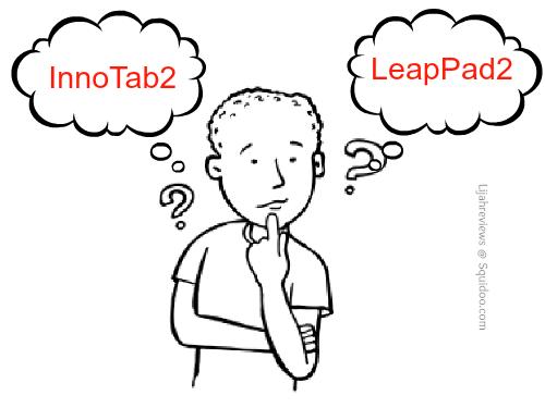 innotab vs leappad -