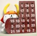 Make a Homemade Advent Calendar