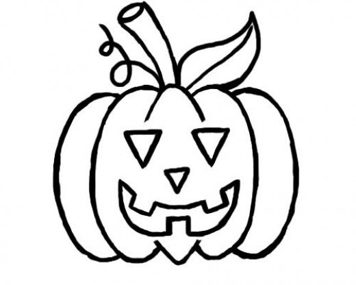 How To Draw A Scary Pumpkin Step 2 Apps Directories