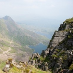 Climbing Mount Snowdon: The Highest Mountain in Wales